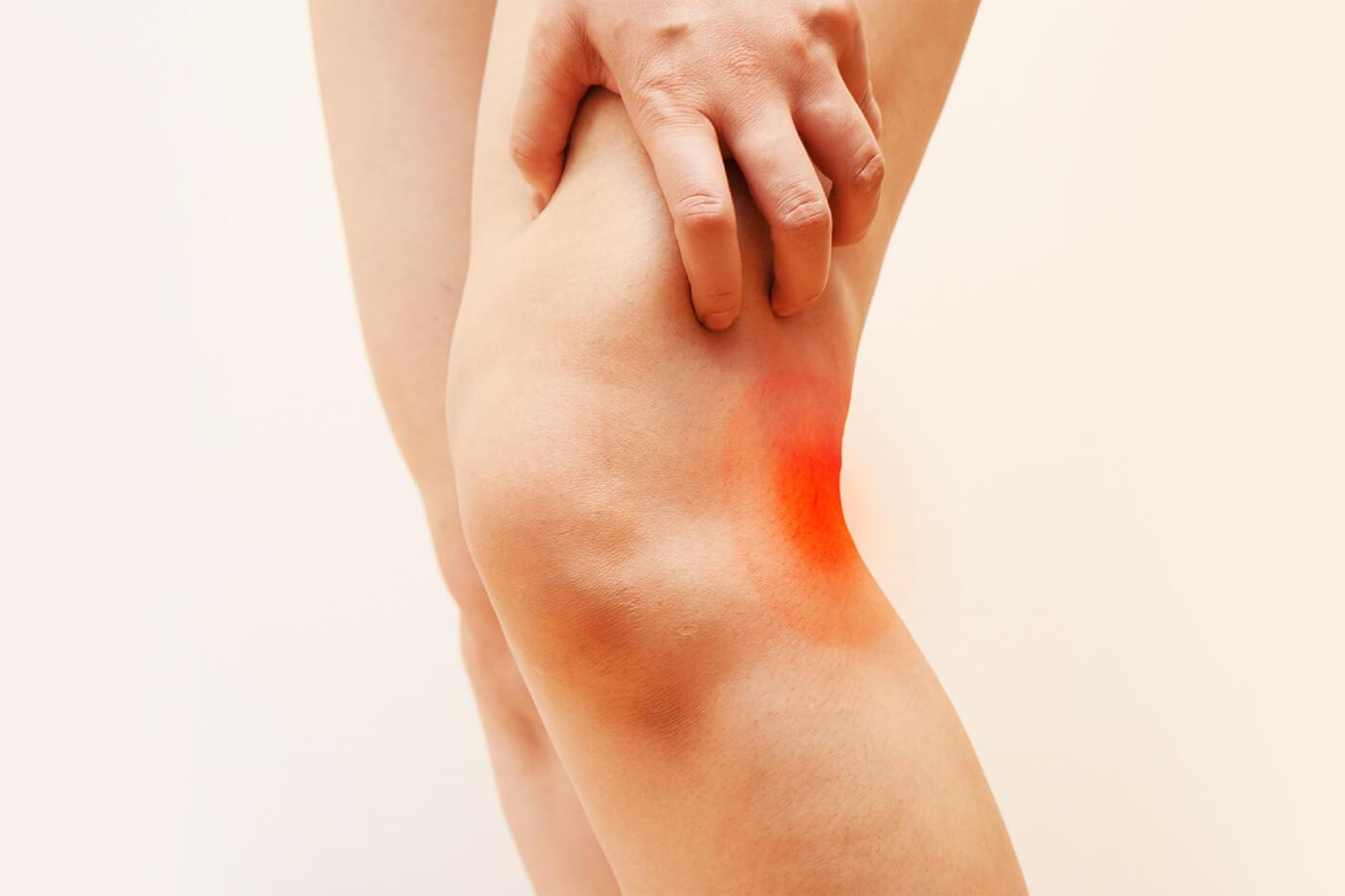 Dolore al ginocchio nella parte posteriore
