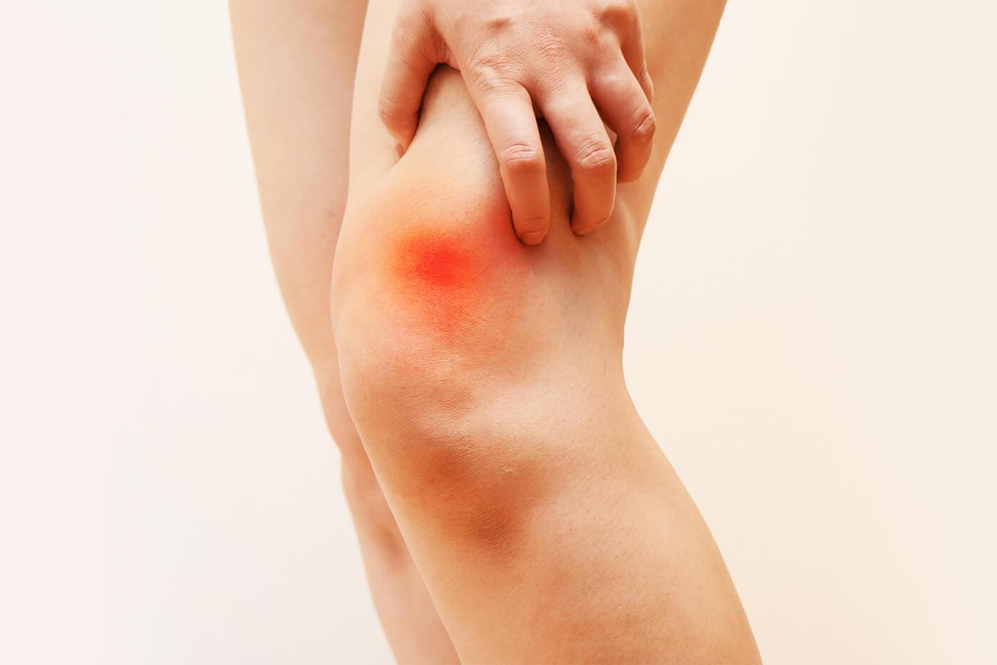 Dolore sopra il ginocchio