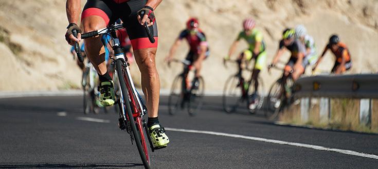 Mal di Schiena e Ciclismo